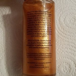 ever Makeup - body renewal oil